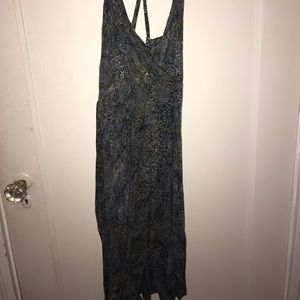 Print dress from Zara